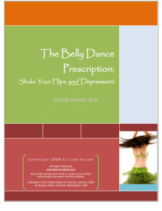 The Belly Dance Prescription Book