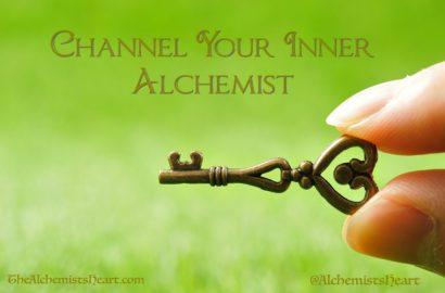 Channel your inner alchemist