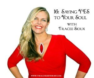 saying yes to your soul